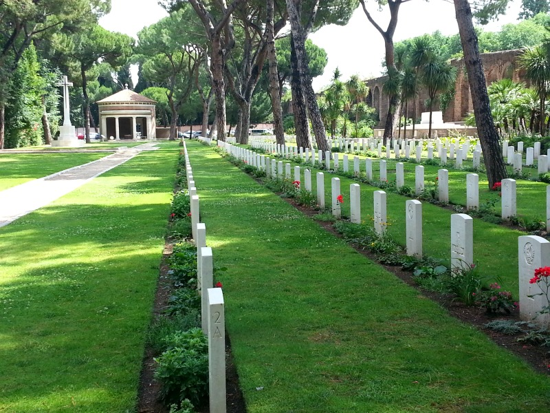 commonwealth-rome-war-cemetery