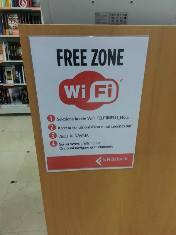 wifi em roma