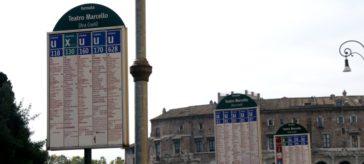 pegar ônibus em roma