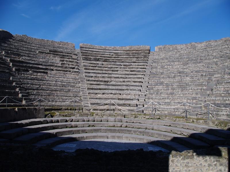 cidade de pompeia