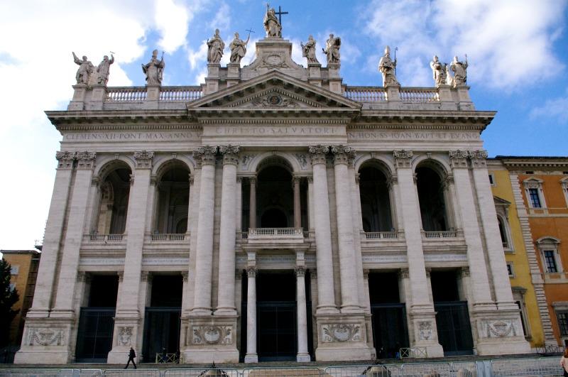 catedral de roma sao joao
