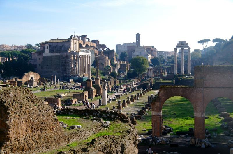 atrações e pontos turísticos de Roma