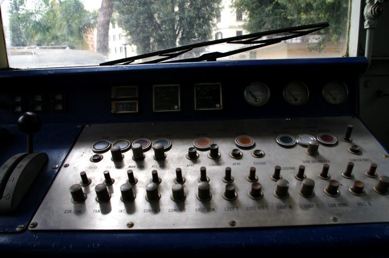 museu dos trens em roma