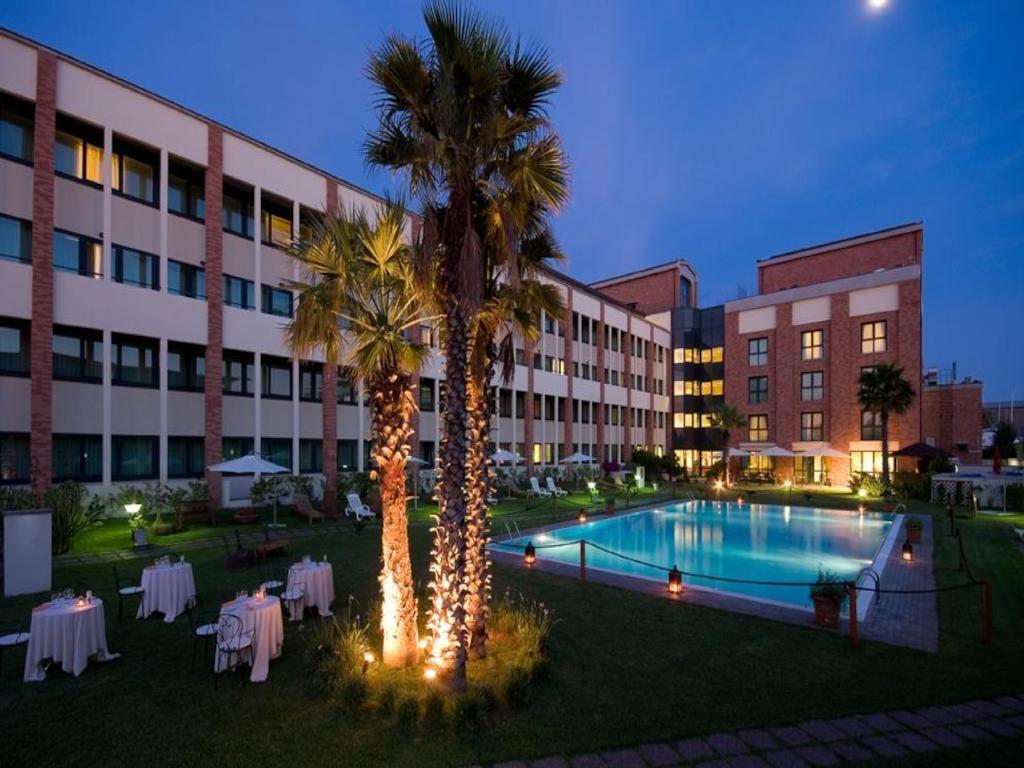 hotel no aeroporto fiumicino