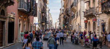 lojas baratas em roma