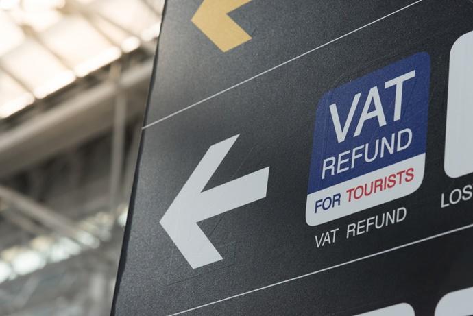tax free em roma