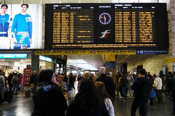 estação termini roma