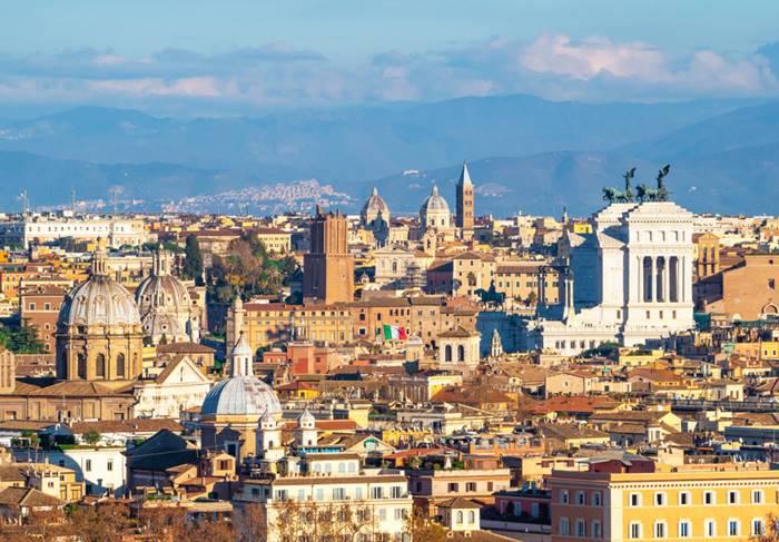 o que fazer conexao em roma