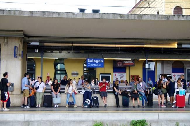 viagem trem italia