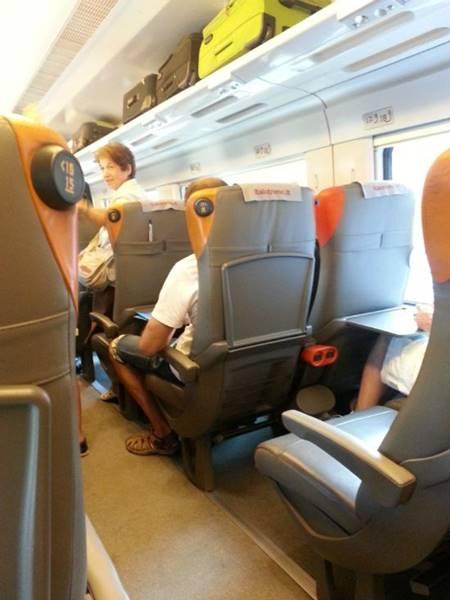 italotreno viajar trem italia