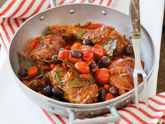 carne em pratos típicos de roma