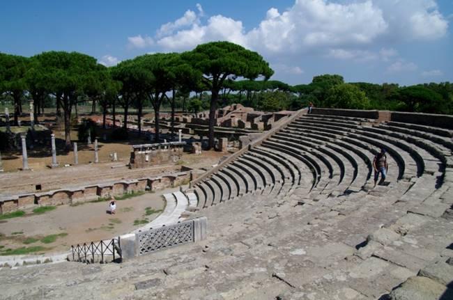 ostia antiga o que fazer em roma